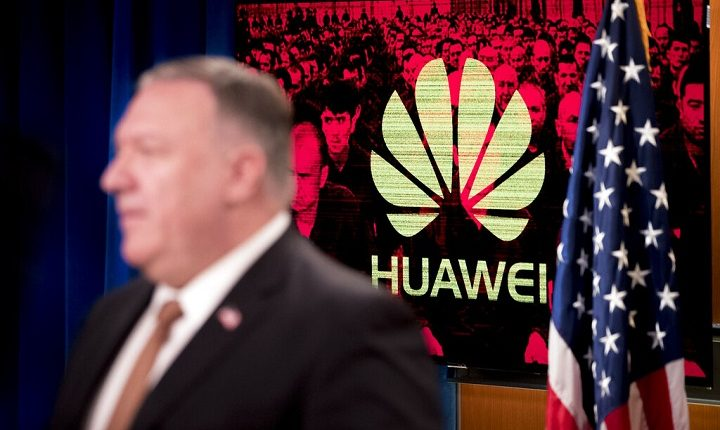 US Tightening Restrictions On Huawei Access To Technology Chips