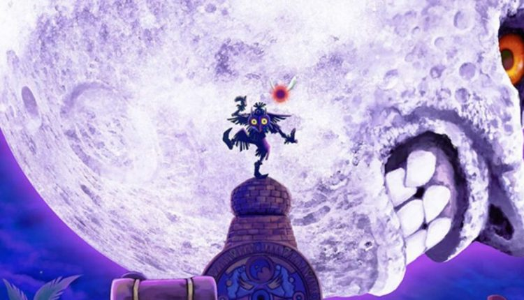 Zelda Fan Creates Gorgeous Majora's Mask Video Using Unreal Engine 4