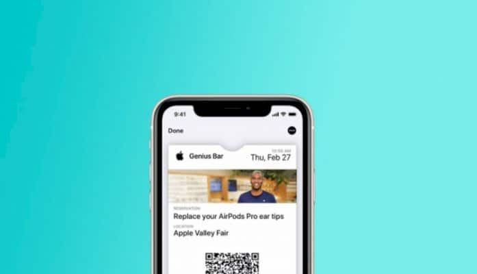 Apple Support app for iOS expands Wallet passes integration