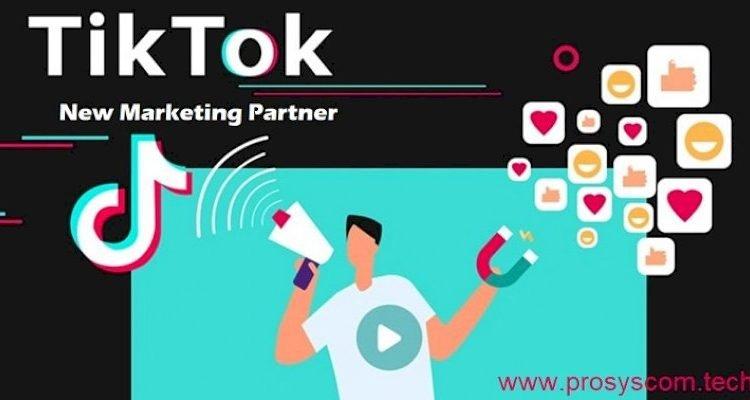 TikTok Unveils New Marketing Partner Program