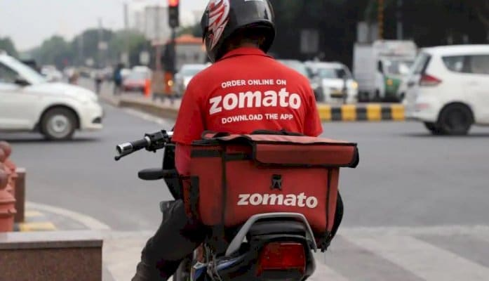Indian food delivery startup Zomato has raised $62M from Temasek
