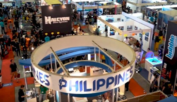 Philippine International Dive Expo on Digital in October 9 to 11