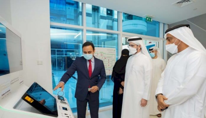 DEWA launch virtual reality studio and self-service kiosks