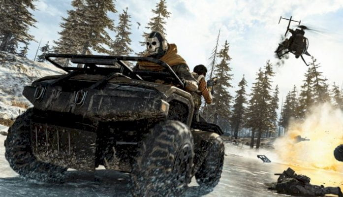 Call Of Duty: Warzone Temporarily Removes All Vehicles