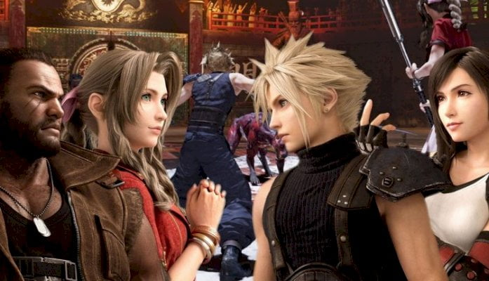 Final Fantasy 7 Remake Part 2 Should Add Multiplayer