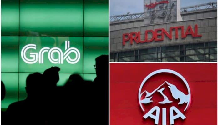 Grab in talks with Prudential, AIA for fintech investment