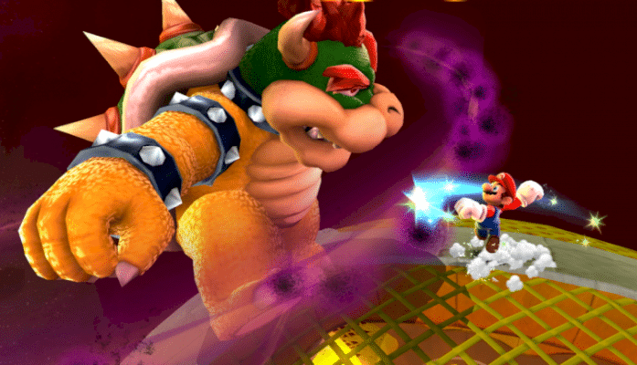 Super Mario Galaxy's Spin Won't Be As Annoying In Super Mario 3D All-Stars