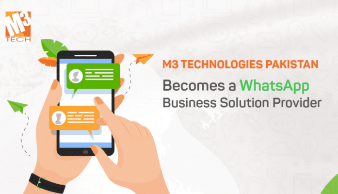 M3 Technologies New Communication Channel On WhatsApp Business