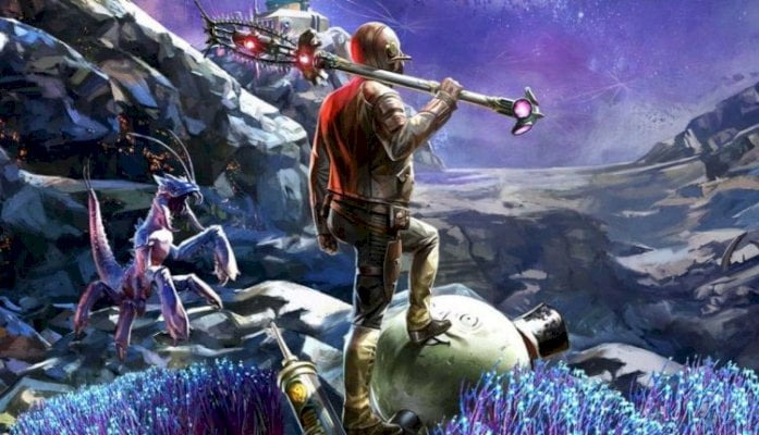 The Outer Worlds Peril on Gorgon DLC is Out Now