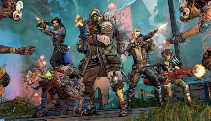 Borderlands 3 Coming On PlayStation 5 & Xbox Series