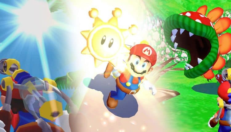 Super Mario 3D All-Stars Should Make One Big Change to Sunshine
