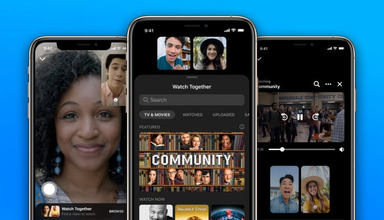 Facebook Watch Together Joins the Growing List of Co-Vewing Experiences