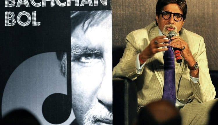Amazon signs up Bollywood superstar Bachchan for Alexa's Voice