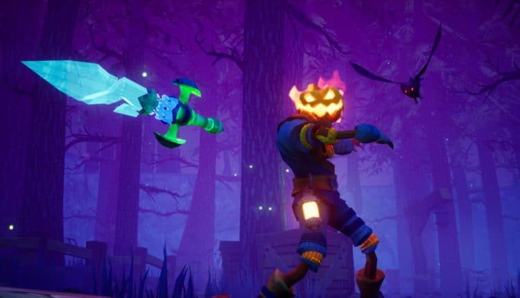 Pumpkin Jack available on Steam as part of PAX Online
