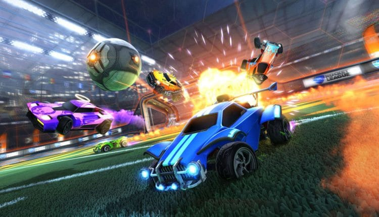 Rocket League Going Free-To-Play September 23