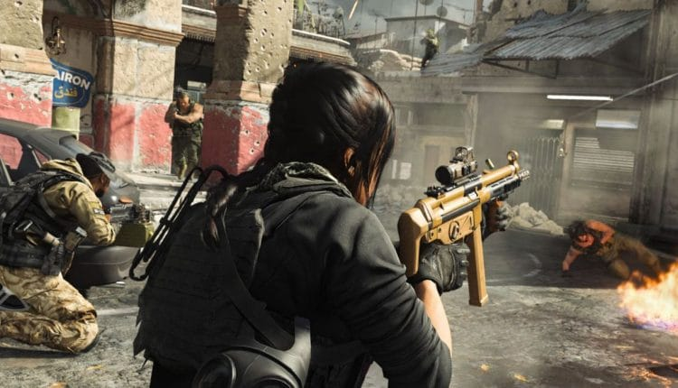 Call of Duty: Modern Warfare Fan Discovers Exploit In Ground War Map