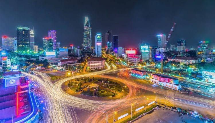 Vietnam's Ho Chi Minh City is becoming a globalized smart city