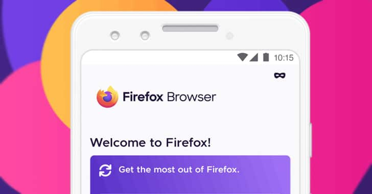 A Bug Let Attackers Hijack Firefox on Android via Wi-Fi Network