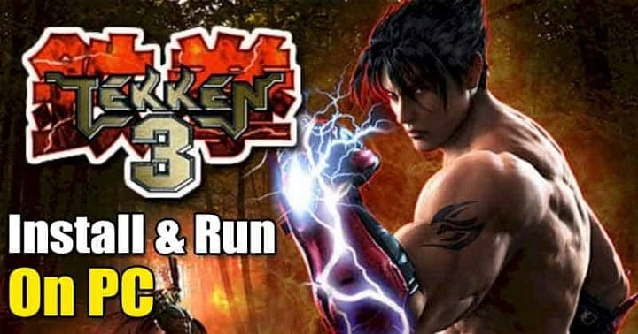 How To Download & Play Tekken 3 On PC or Laptop
