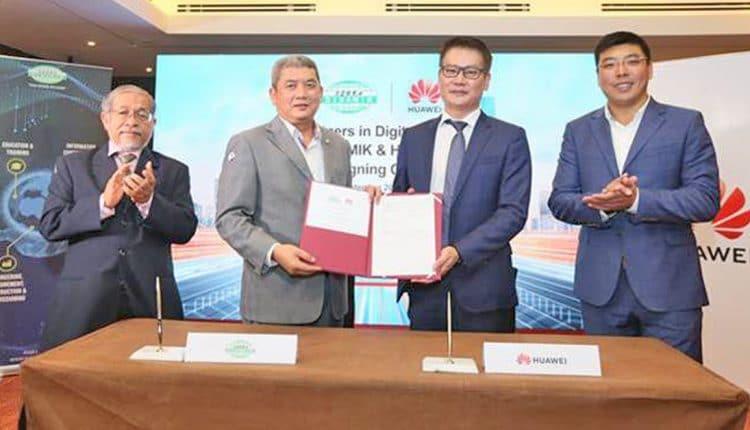 Serba Dinamik partners with Huawei Tech