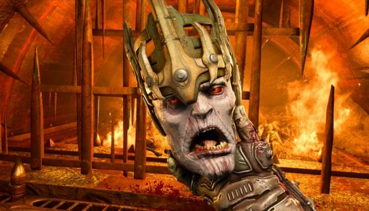 Doom Eternal Brings The Heat To Xbox Game Pass On October 1
