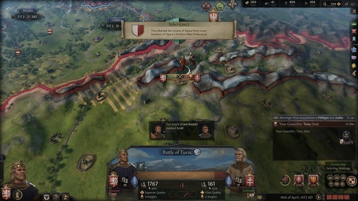 Crusader Kings III is now out, some thoughts on the medieval mayhem