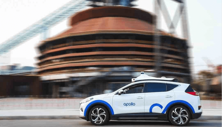 Baidu robotaxis has transported more than 100,000 passengers