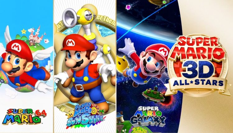 Super Mario 3D All-Stars Collection Revealed A Limited