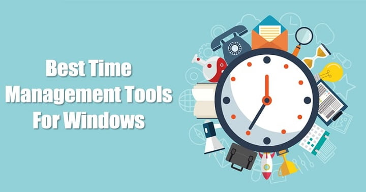 10 Best Time Management Tools For Windows 10