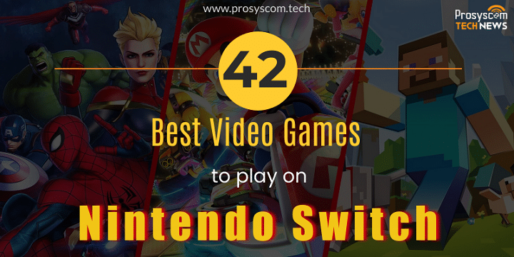 42 best video games to play on Nintendo Switch