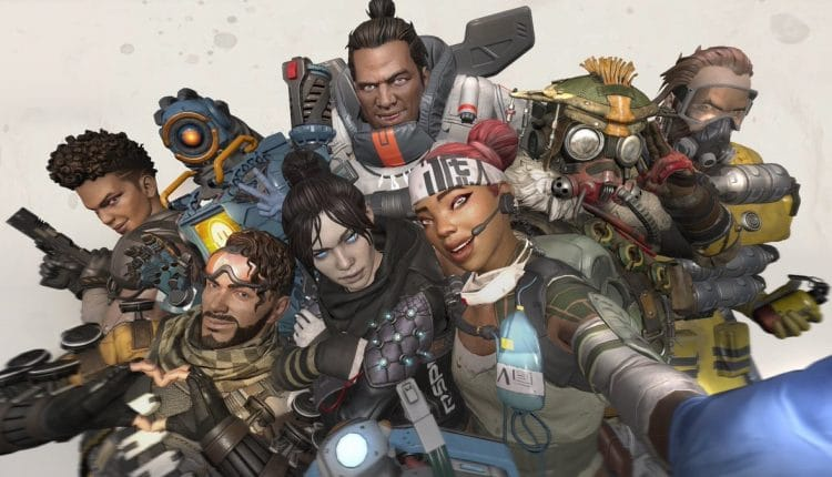 Apex Legends cross-play on PC, PS4, & Xbox One on October 6