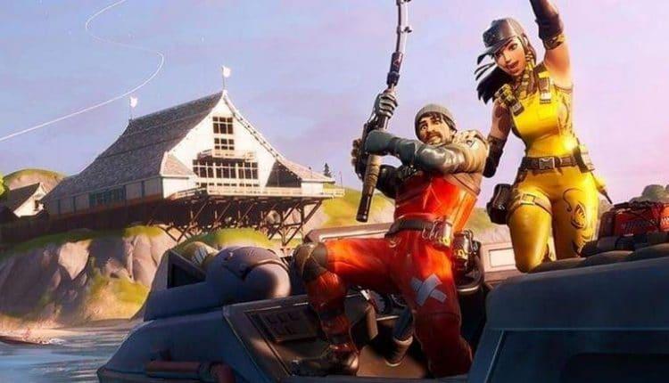 Where to Catch Legendary Fish in Fortnite Season 4