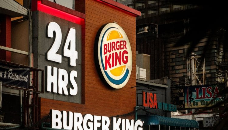 Burger King Is Replying to Complaints About McDonald's on Facebook