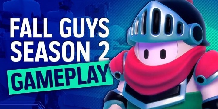 Fall Guys season 2 finally released with new medieval theme