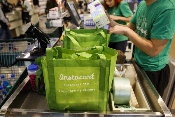 Instacart raises $200M more at a $17.7B valuation