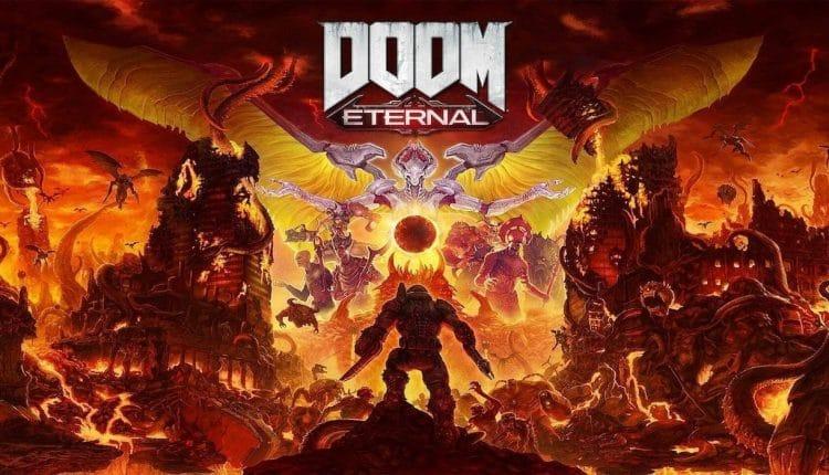 DOOM Eternal Composer Teases Ancient Gods DLC Soundtrack