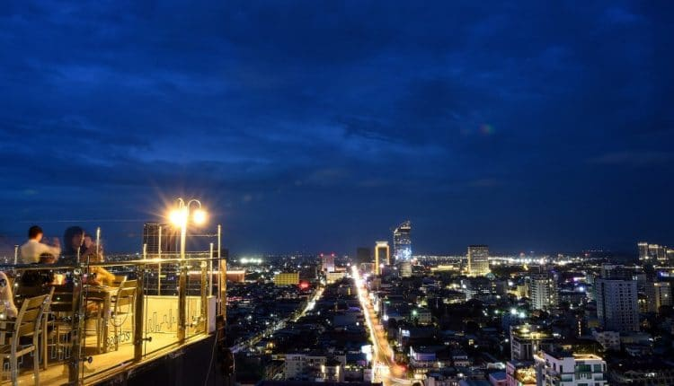 How blockchain changes the game for smart cities of Cambodia