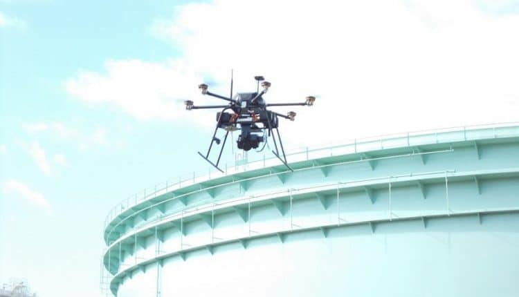 AI drones can improve Singapore building inspection times