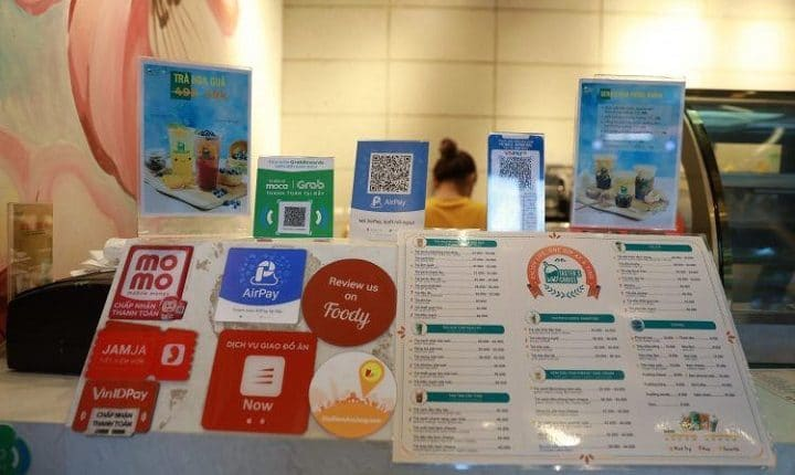Vietnam's brutal e-wallet war takes another 39 players