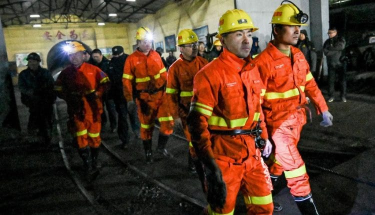 China's first private 5G network deployed for mining