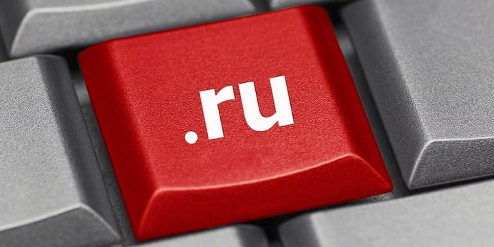 Numerous fraudulent sites disguised as well known brand in .RU zone