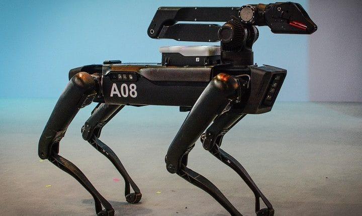 Watch Boston Dynamics Spot robot explore Chernobyl