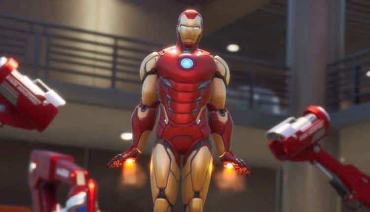 Fortnite Iron Man Jetpack Sound Effects Leak