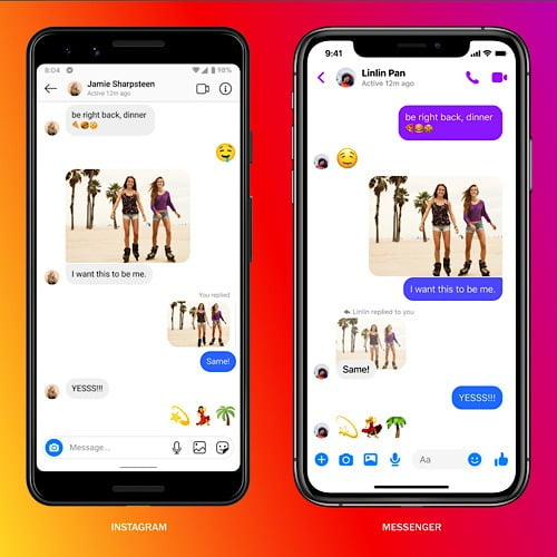 Facebook-Instagram-Chat-Video-Features