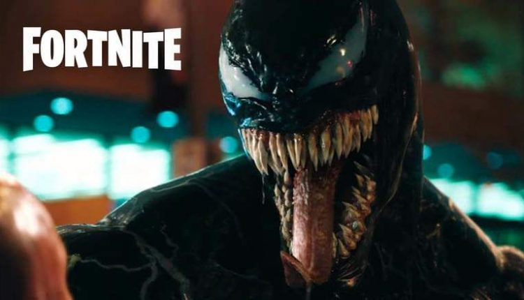 Fortnite Venom Skin Will Not Be Like Your Average Skin