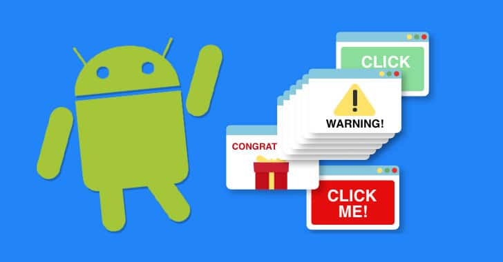 Google removes 21 Malicious Android Apps from PlayStore