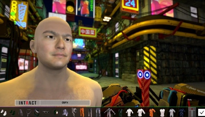 Possible Reality puts your face into 3D avatar in video game