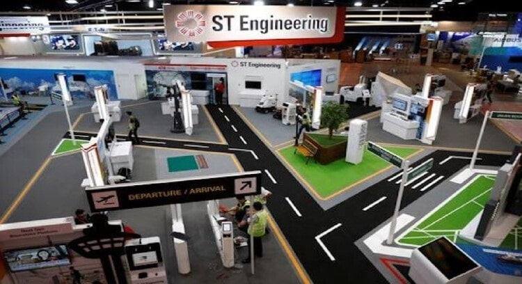 ST Engineering signed MOU with Montran on digitalise of critical payments