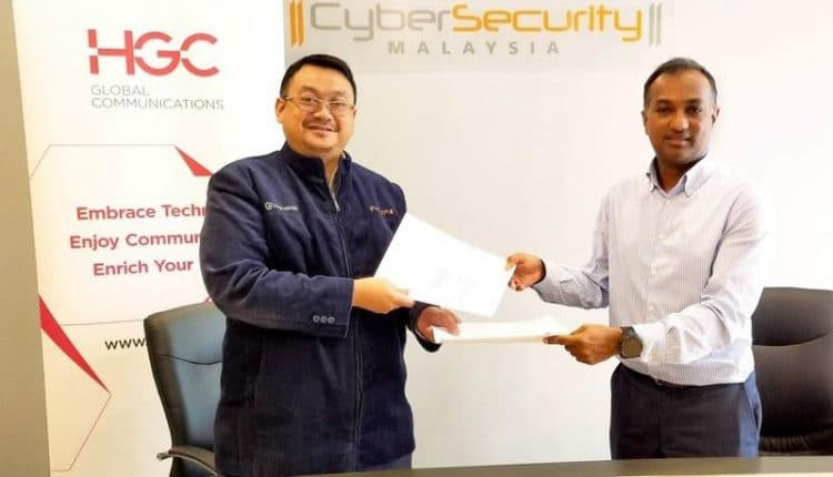 HGC strikes security services pact with CyberSecurity Malaysia