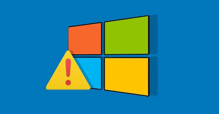 WARNING: Google Discloses Windows Zero-Day Bug Exploited inthe Wild